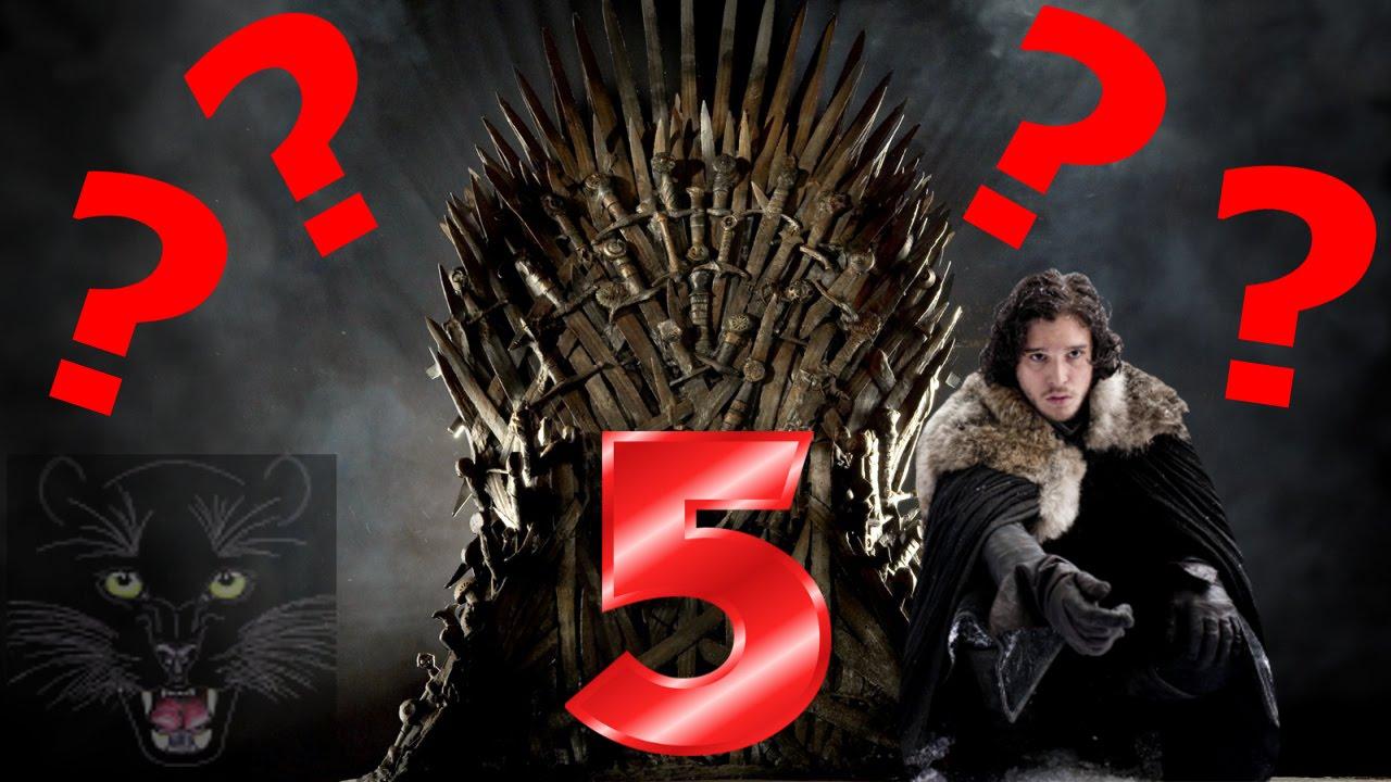 Game Of Thrones Deutsch Staffel 5