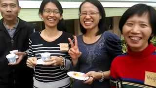 Zamenhofa Festo en Tajvano 2014 (Dum pauzo)