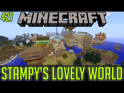 Minecraft Xbox/PS3/PC: STAMPY'S LOVELY WORLD map Download (StampyLongHead Episode 0 - 427)