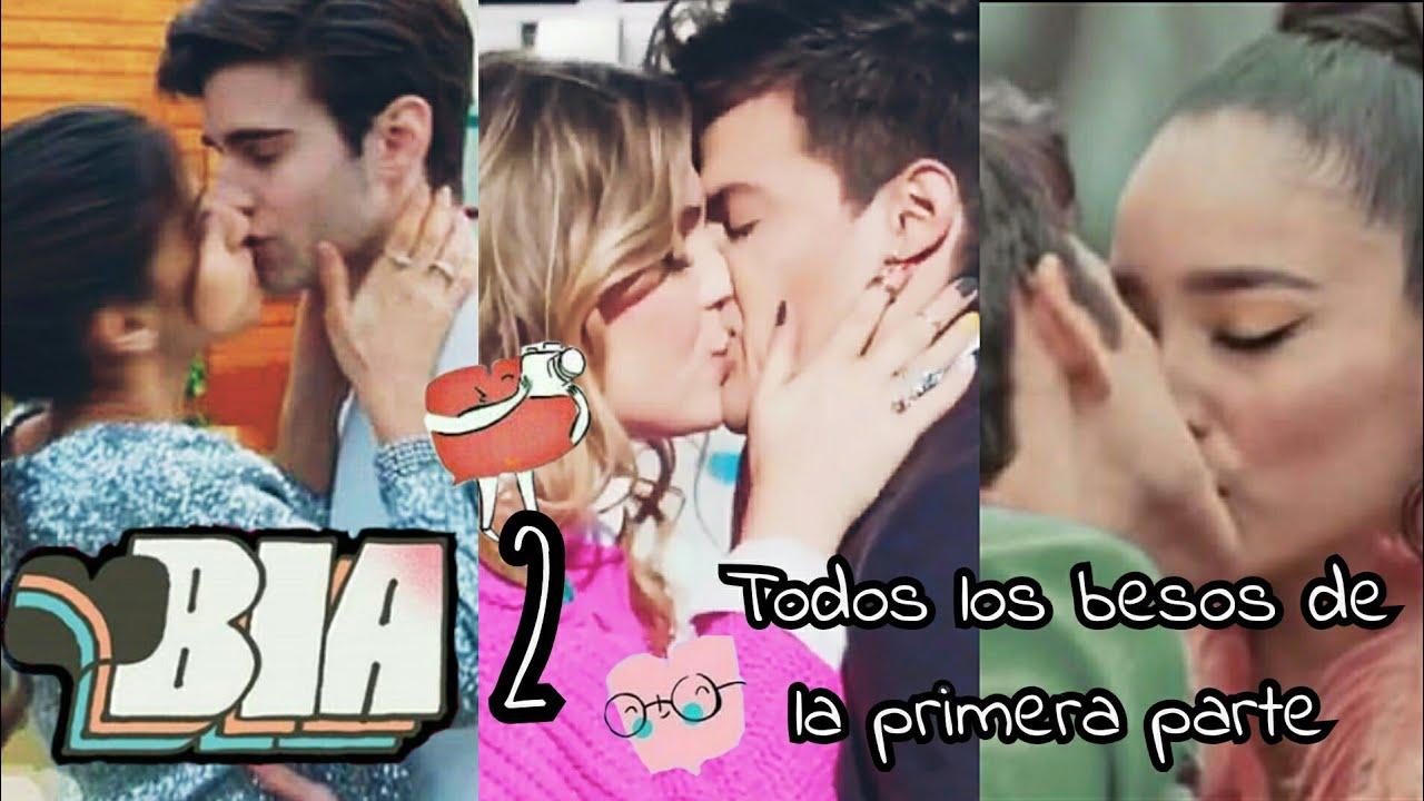 Bia 2 _Todos los besos de la Primera Parte🌈❤