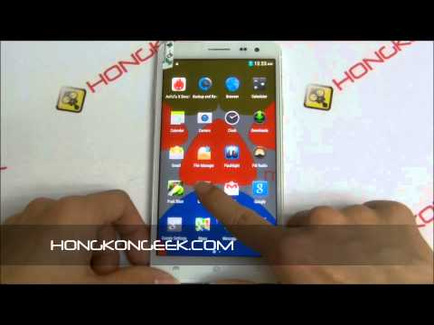 - UNBOXING AND TEST - CHINESE SMARTPHONE MIJUE T100 ANDROID 4.4