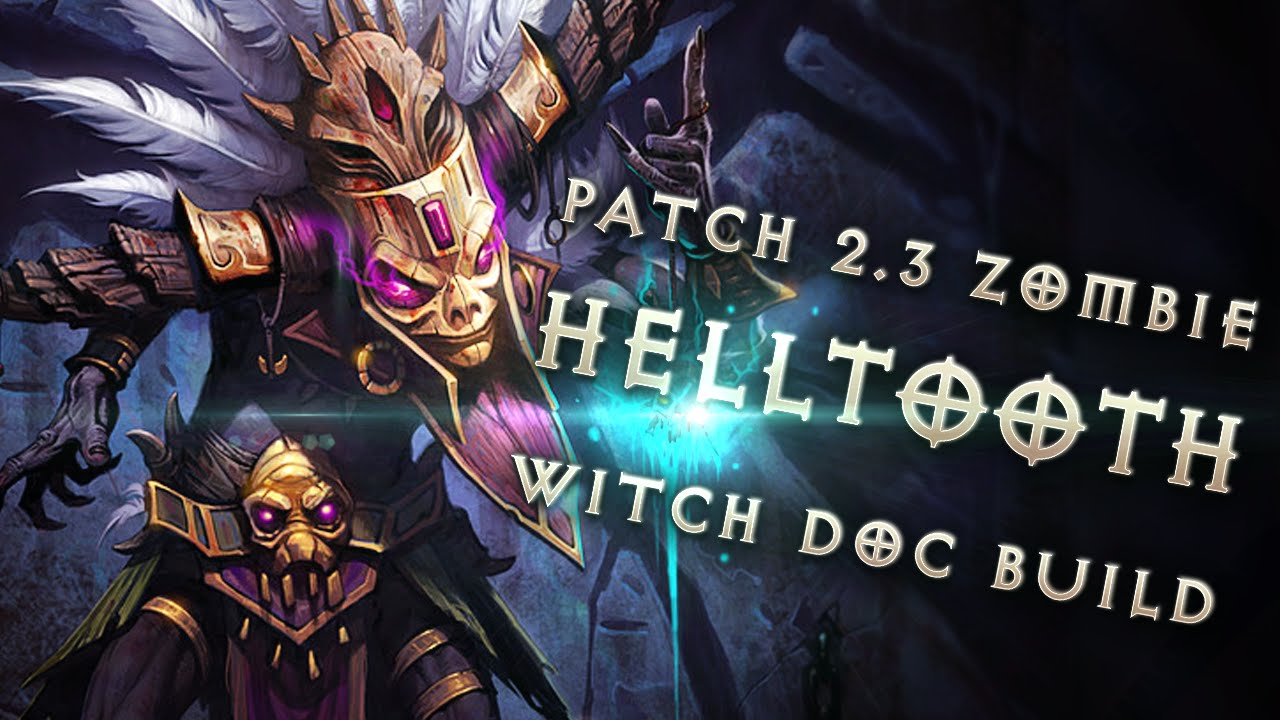 Witch Doctor Build Reaper Of Souls