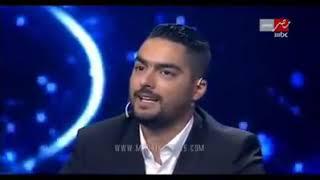 توضع حسن الشافعي للكينج محمد منير❤❤