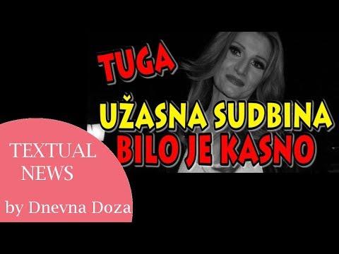 TUGA -  Užasna sudbina naše folk pevačice - Bilo je KASNO