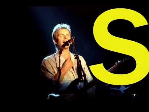 Sting: I Burn For You (2011 Remix) with LYRICS