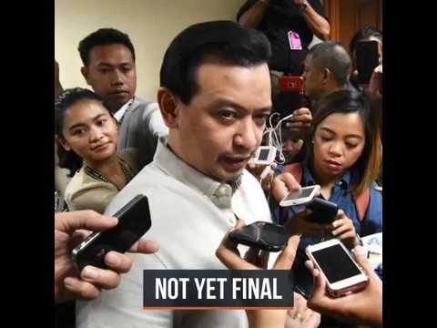 Malacañang insists it can still void Trillanes' amnesty with Makati court ruling