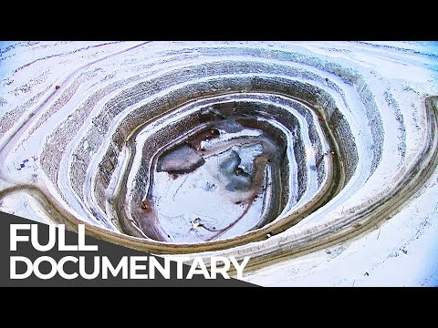 World's Most Dangerous Hotel & Giant Diamond Mine in Siberia