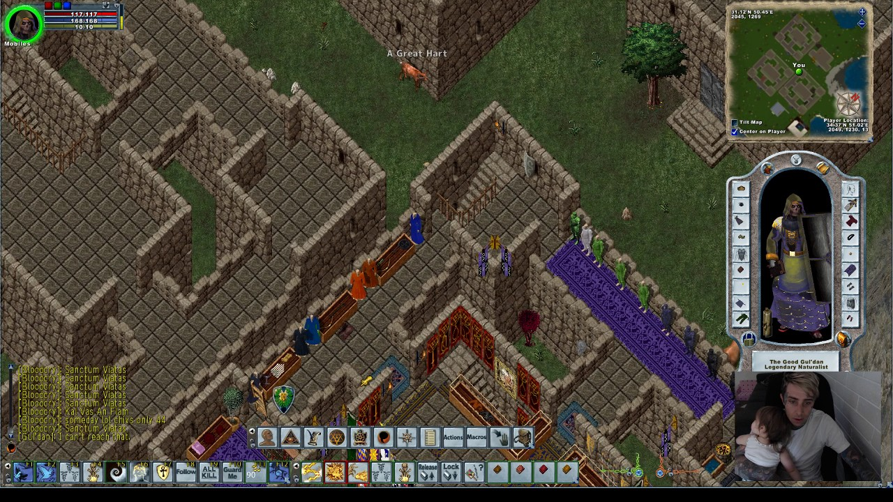 Ultima Online Atlantic Shard  (The Neighbor)