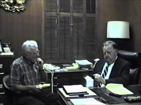 Gerald B  Hansen Oral History (October 26, 1994)