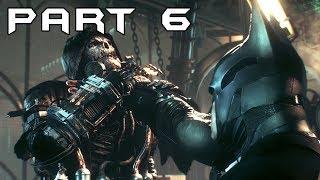 Batman Arkham Knight - Gameplay Walkthrough: Main Story - City Of Fear: Part 6 (PS4)