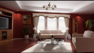 Mẫu rèm cửa mới nhất cho căn hộ chung cư Chương Dương Golden Land Quận Thủ Đức, Tp.HCM