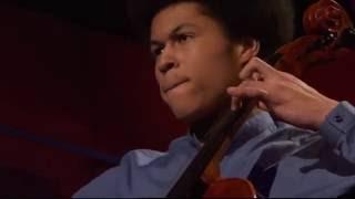 Sheku Kanneh-Mason plays Cassado: Danze Final from Cello Suite at BBC Young Musician 2016