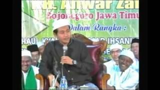 Video Pengajian KH Anwar Zahid Terbaru Oktober 2015 download MP3, 3GP, MP4, WEBM, AVI, FLV Desember 2017