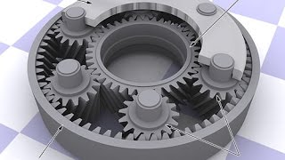 HOW IT WORKS: Planetary Gears