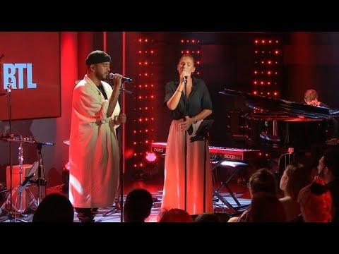 Vitaa   Slimane - A fleur de toi (Live) - Le Grand Studio RTL