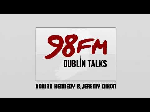 98FM Dublin Talks - Random Hour 23/01/18