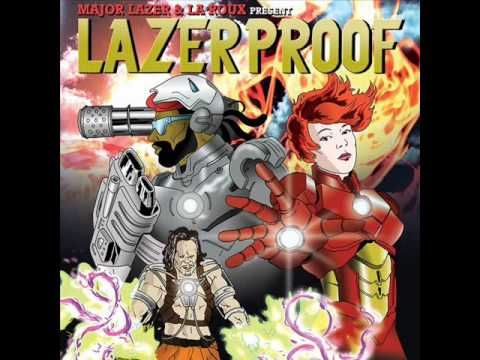 Major Lazer & La Roux - Bulletproof