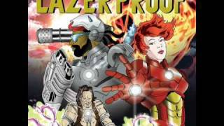Major Lazer & La Roux - Bulletproof