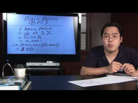 Math In Daily Life : How To Calculate Basis Points