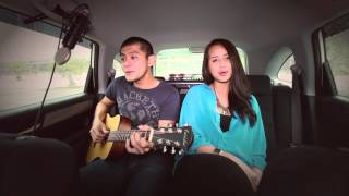 Lucky by Jason Mraz ft. Colbie Caillat (Cover by Narmi ft. Diandra) - Backseat Sessions Ep.3
