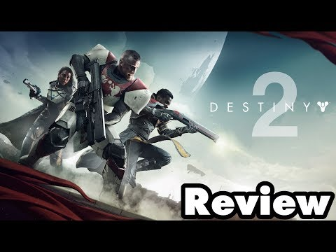 Destiny 2 Review – Blinded By The Light