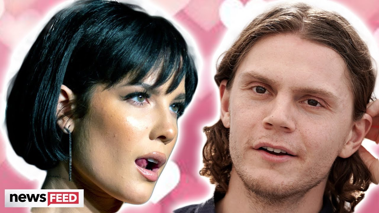 Halsey wishes Evan Peters happy birthday with romantic Instagram ...