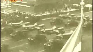 7 ноября 1969г. Москва. Красная площадь. Военный парад.