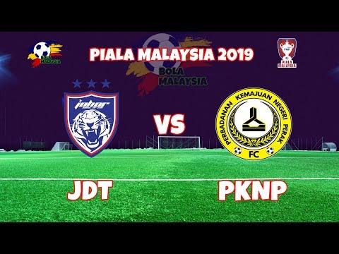⚽PIALA MALAYSIA 2019 - JDT [5] VS PKNP [0]