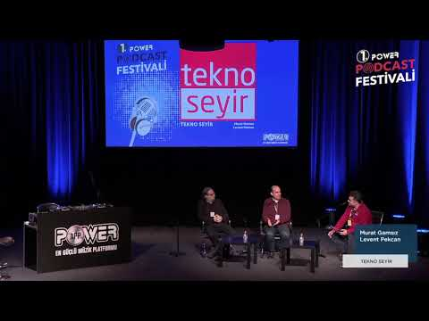 TeknoSeyir 1.Power Podcast Festivali Röportajı
