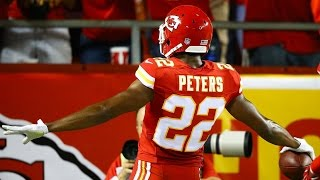 Marcus Peters || Kansas City Chiefs || Rookie Highlights