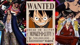 Die Bedeutung von Monkey D. Ruffys NEUEM Kopfgeld, was die Welt VERÄNDERT! thumbnail