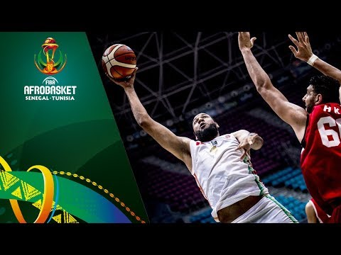 Morocco v Egypt - Highlights - Quarter-Final - FIBA AfroBasket 2017