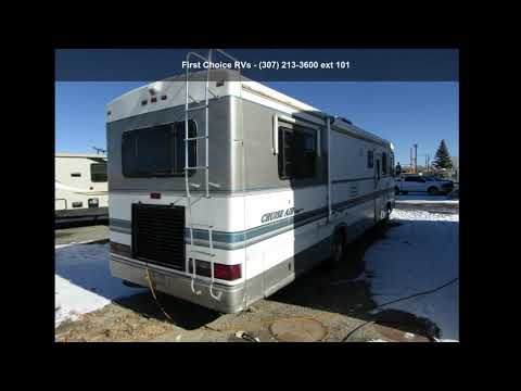 1994 Georgie Boy Cruise Air 3400-SPARTAN