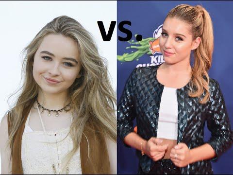 Sabrina Carpenter vs. Paris Smith