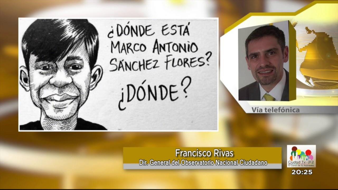 Entrevista Francisco Rivas / Caso Marco Antonio - 29 de enero - YouTube