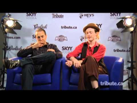 Caleb Landry Jones And Brandon Cronenberg On