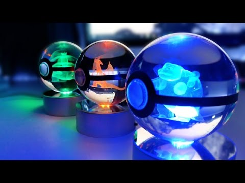 Real Pokémon Crystals?!