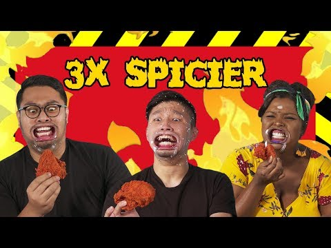 THE SPICIEST AYAM GORENG IN MALAYSIA?! | Presented by McDona