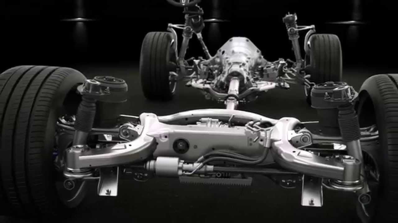 The New Bmw X6 M Animation Chassis Automototv Youtube