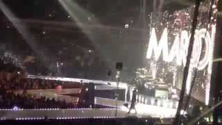 Maroon 5 performs Moves Like Jagger at BJCC Concert Hall