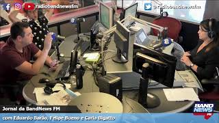 Jornal da BandNews FM - 29/05/19