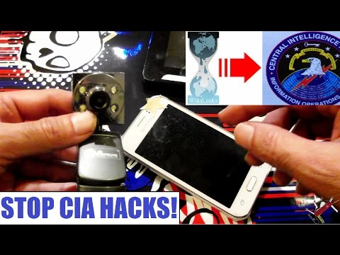 ⚠ONLY way to STOP CIA HACKING your device