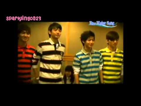 [INDO SUB] SHINee - Water Song [Theme Song Eco]