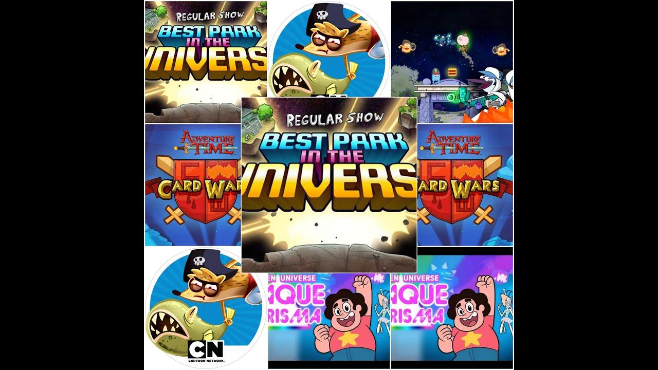 Top 5 De Mejores Juegos De Cartoon Network Para Android Con Links Mega Youtube