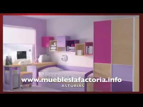 dormitorios juveniles muebles la factoria asturias
