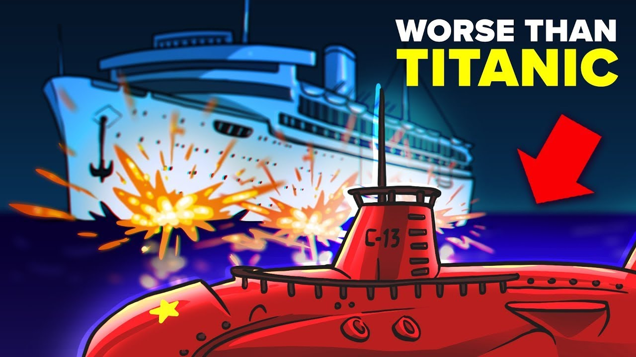 Ship Disaster 6 Times Deadlier Than the Titanic You Didn't Know About