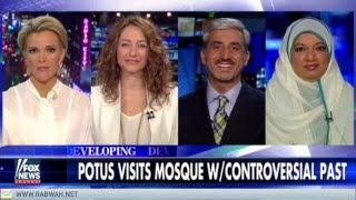 FoxNews: Ahmadiyya‬ Muslim Community reacts to President Obama's first visit to a U.S Mosque