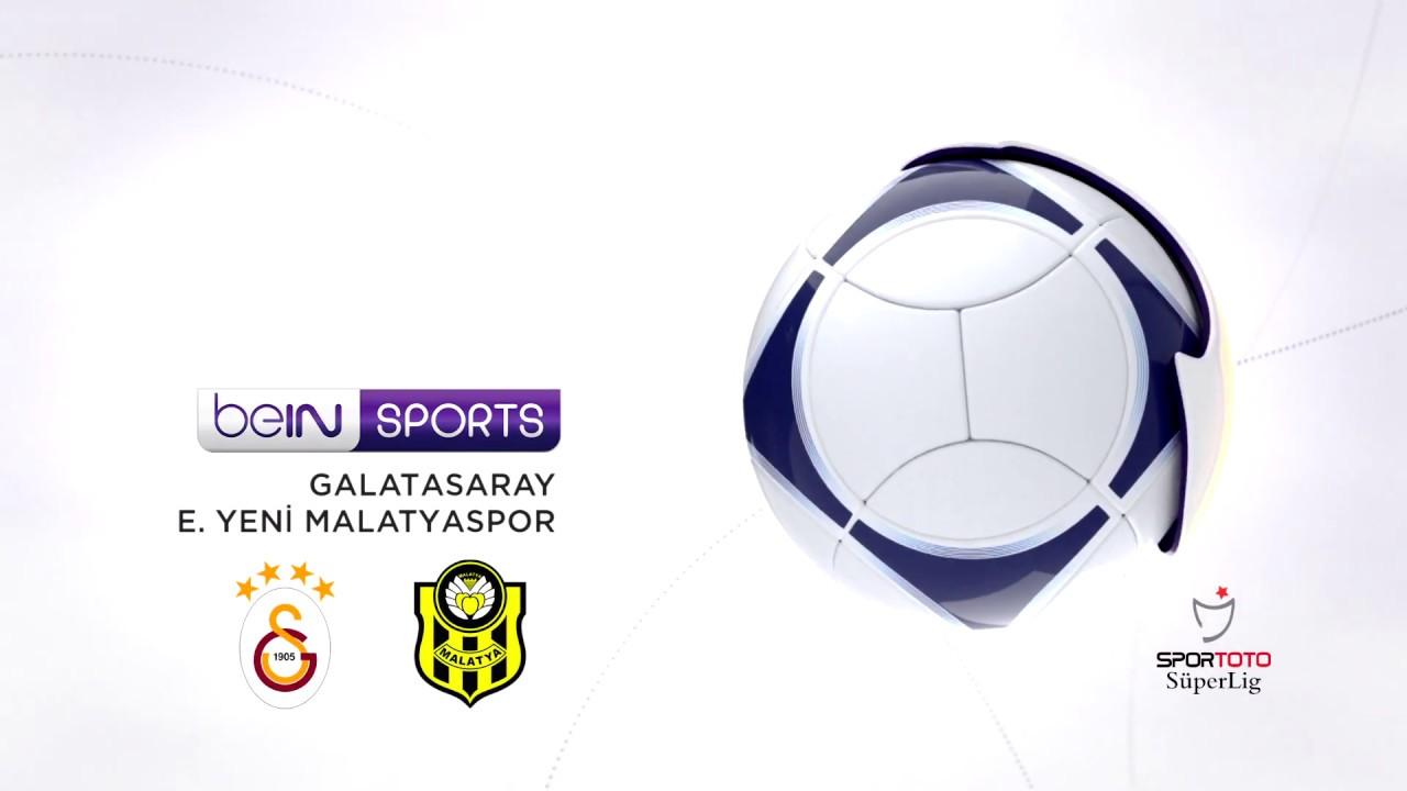 Galatasaray 2 - 0 Evkur Yeni Malatyaspor #Özet