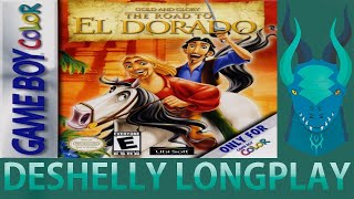 (L:23) Gold and Glory - The Road to El Dorado GBC Longplay