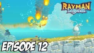 Rayman legends - Opération tempête de feu ! | Episode 12 Thumbnail